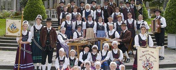 Heimat- und Volkstrachtenverein Alt-Bayreuth