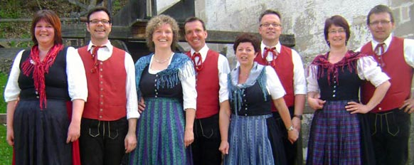 FGV Volkstanzgruppe Weidenberg