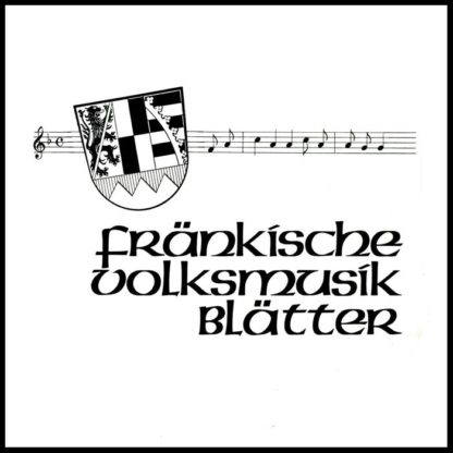 Fränkische Volksmusikblätter