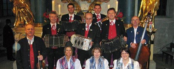 Konzertinagruppe Pastyrik