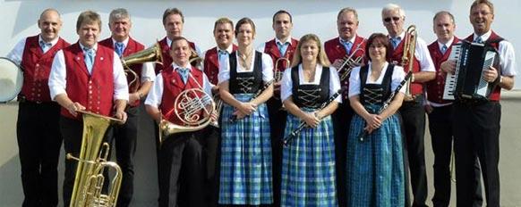 Fränkische Volksmusikanten Bischberg