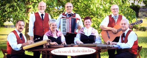 Stubenmusik Rothenkirchen