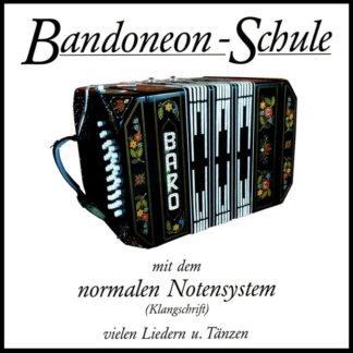 Volkstümliche Bandoneon-Schule von Fritz Pastyrik