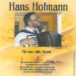 Hans Hofmann - Für eine stille Stunde