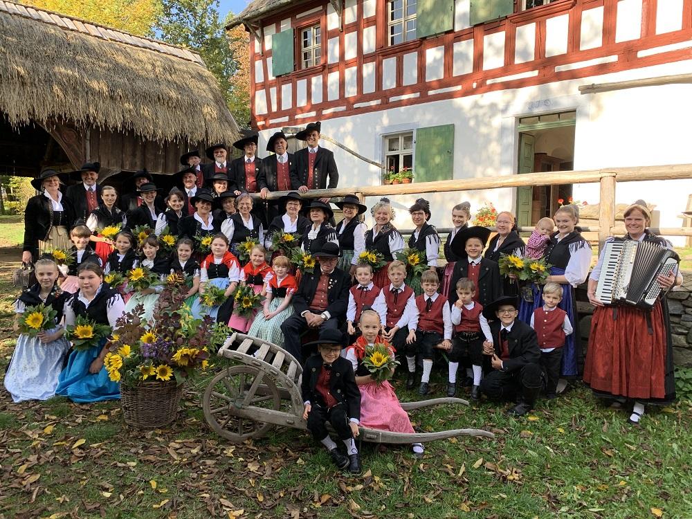 Trachten- und Volkstanzgruppe Gefrees e.V.